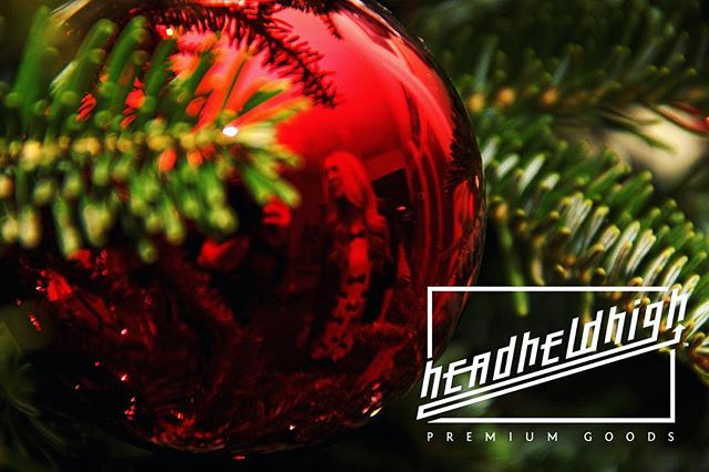 Wishing you all a safe and happy holiday #headheldhigh 🎄⛄️🍾🥂