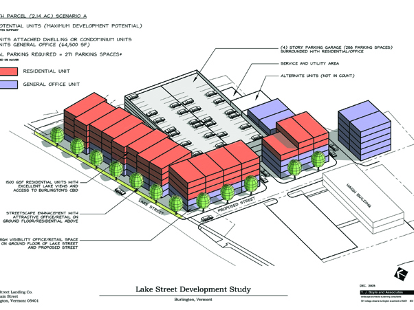 LAKE STREET FEASIBILITY STUDY -