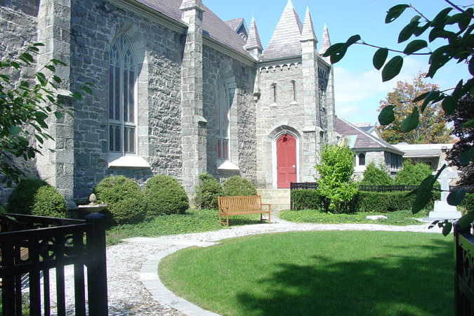 Trinity Episcopal Church Memorial Garden