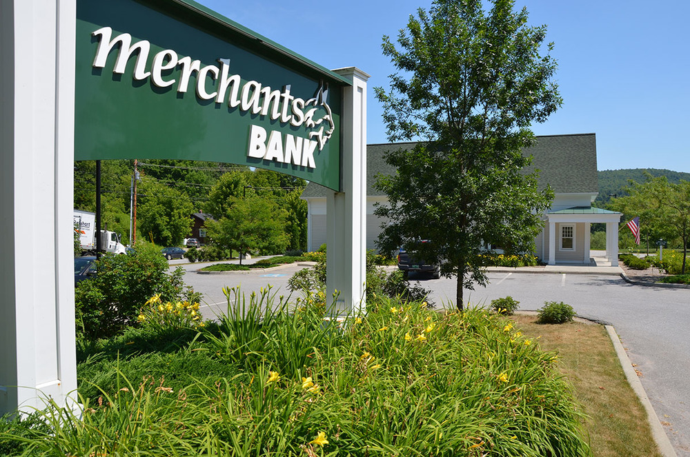 MERCHANTS BANK -