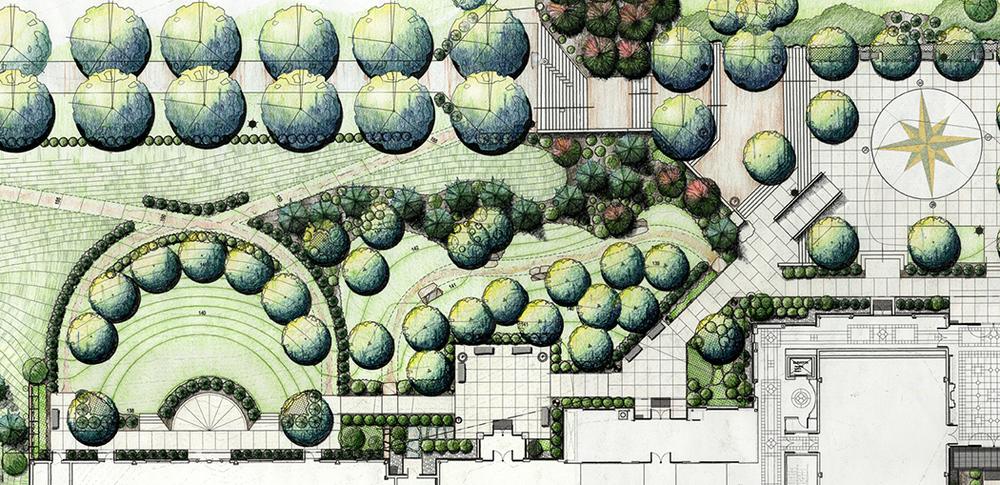 Landscape Architecture T J Boyle Associates