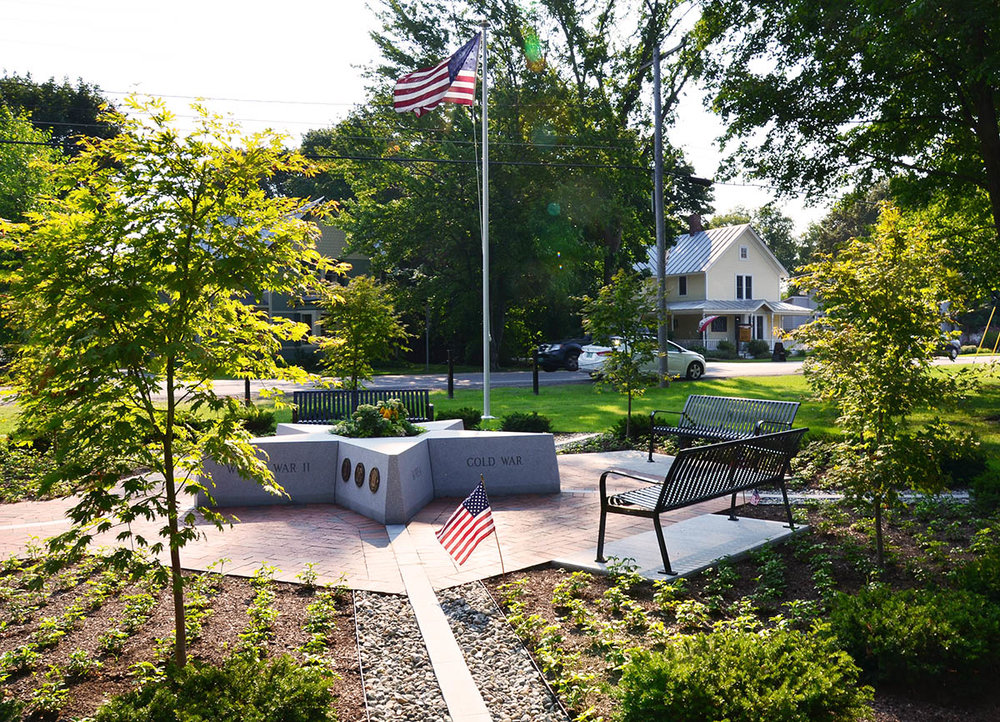 Shelburne Veterans Memorial