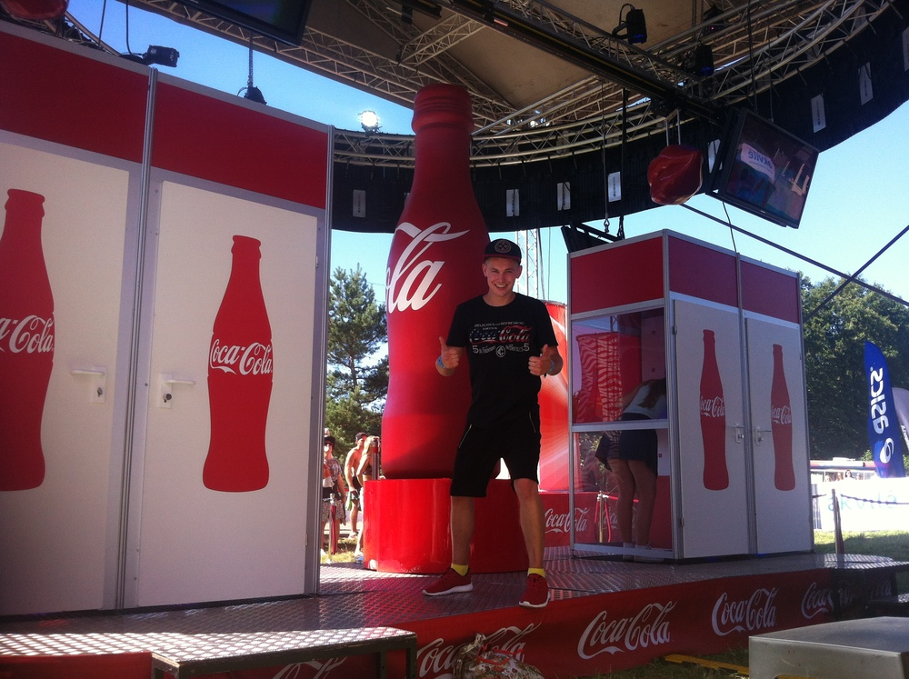 Positivus festival & coca-cola 2015, estonia