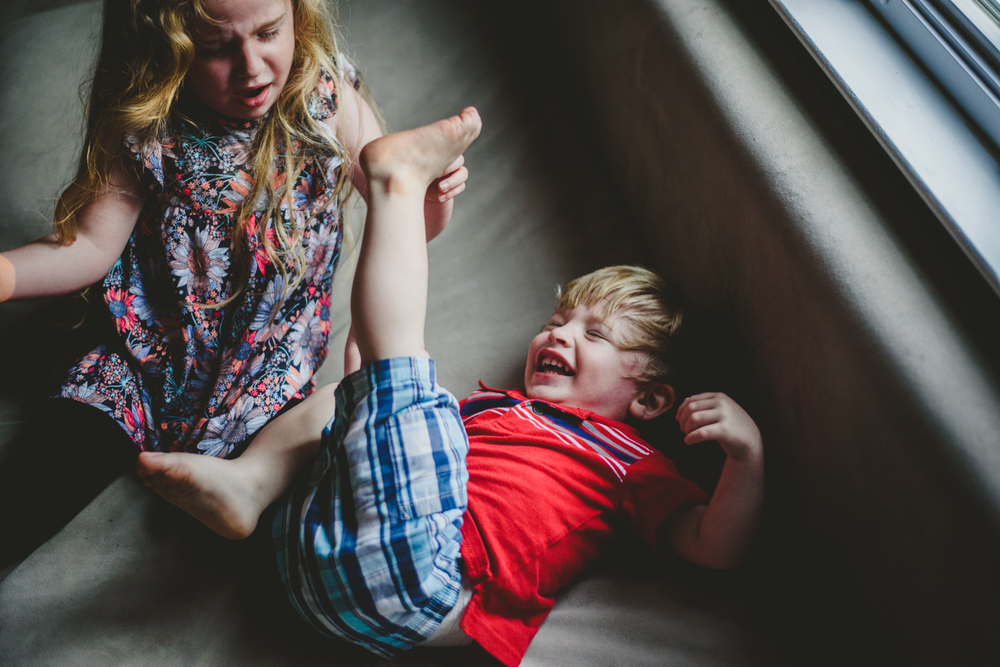 Francesca Russell Photography | Long Island Family Documentary Photography | Siblings