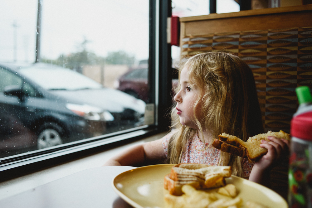 Francesca Russell Photography | Long Island Family Documentary Photography | At Panera