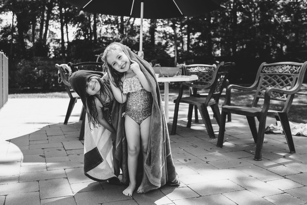 Francesca Russell Photography | Documentary Family Photographer on Long Island | Best Friends