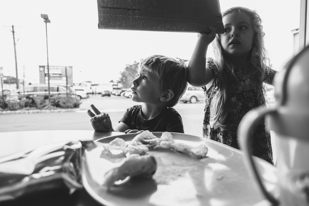 Francesca Russell Photography | Long Island Family Documentary Photography | Panera