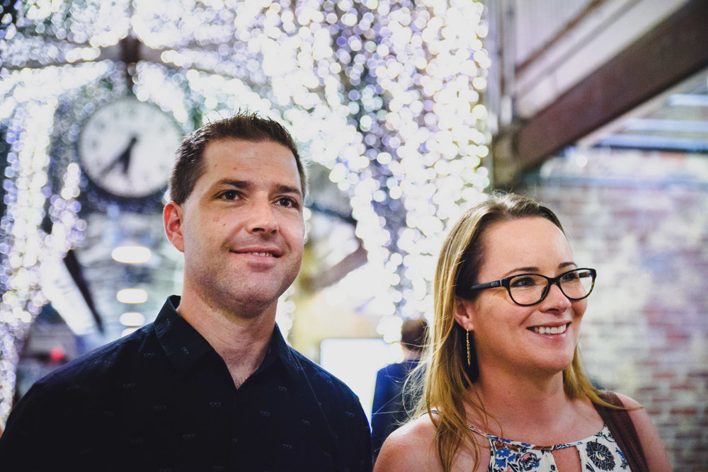 Francesca Russell Photography | New York City Family Photographer | Lights at Chelsea Market