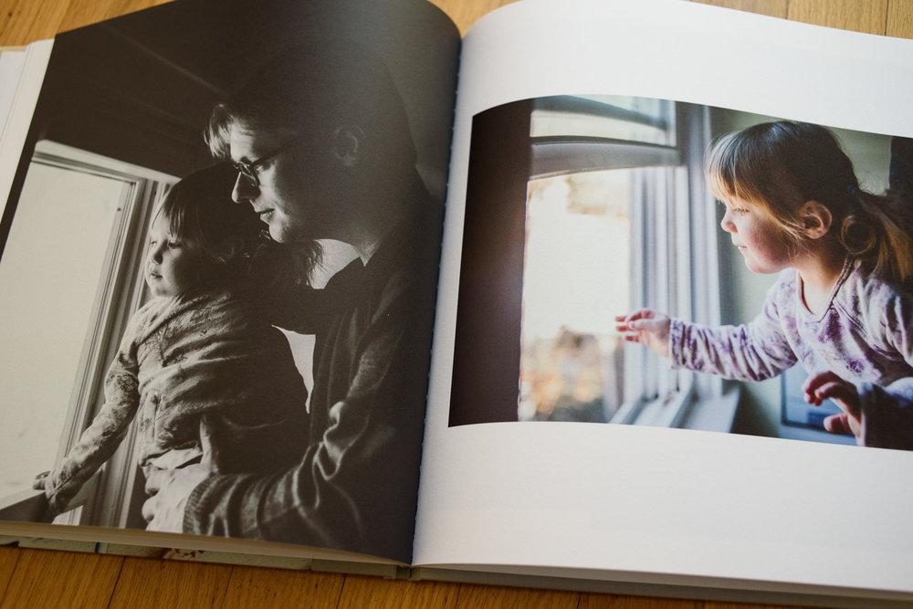Photo book.
