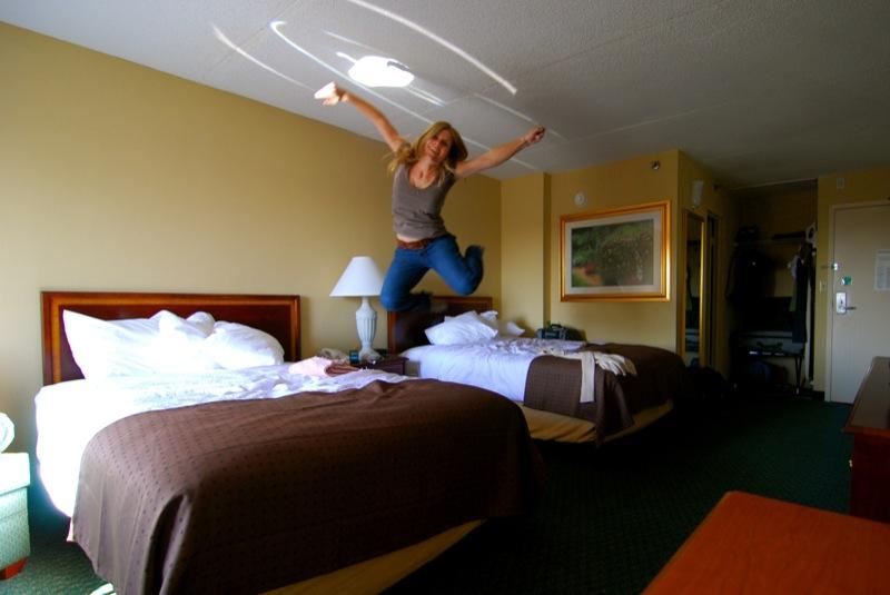 Hotel in Huntsville, Alabama - 2008.
