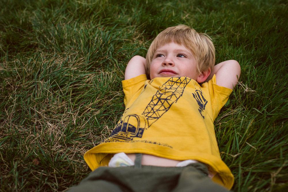 Logan - Age 3, Week 10