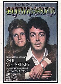 Rolling Stone magazine, June 1974.