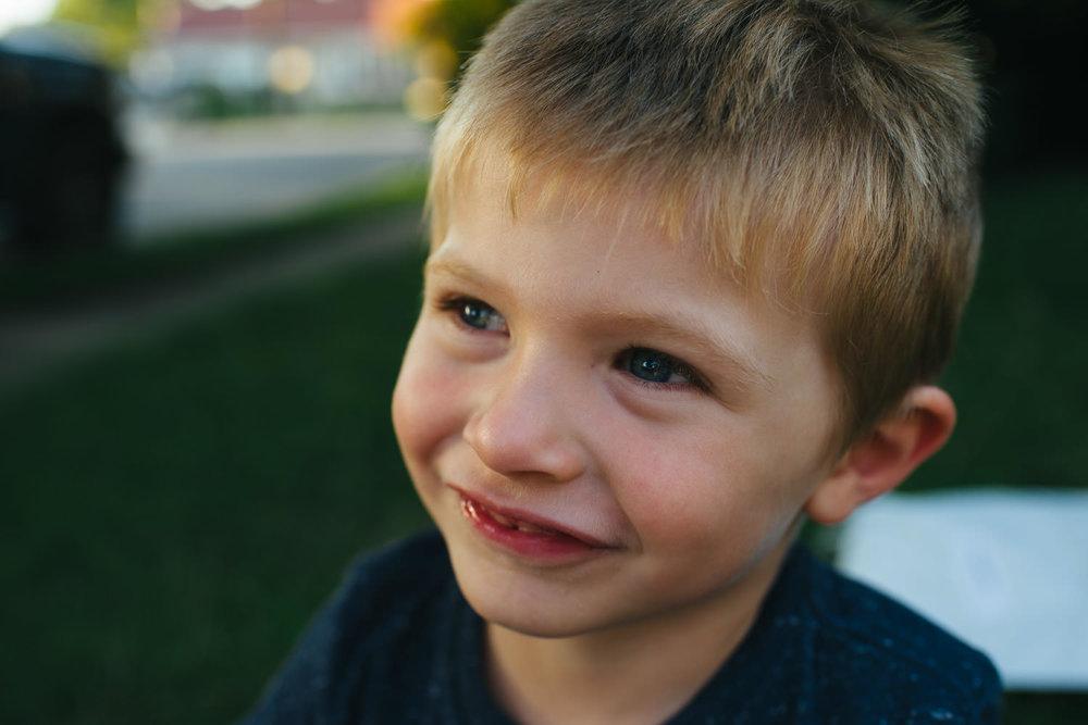 Logan - Age 3, Week 12