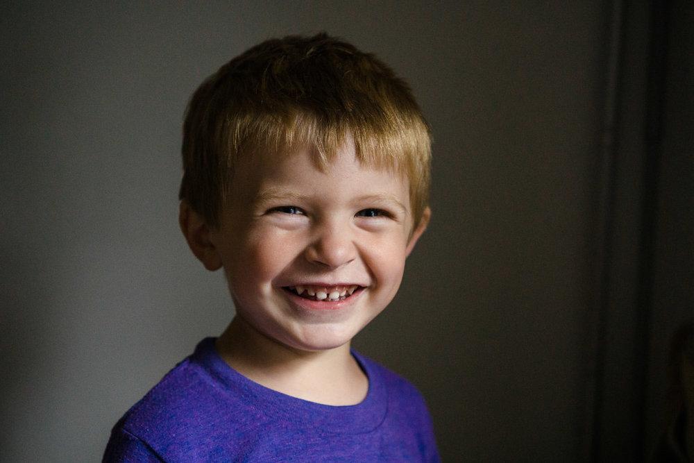 Logan - Age 3, Week 14