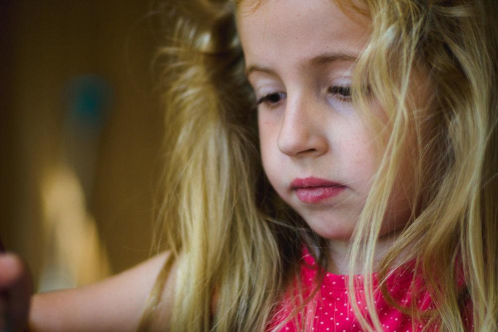 Lila - Age 5, Week 46