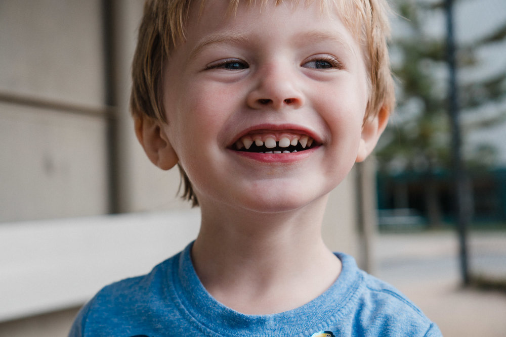 Logan - Age 3, Week 18