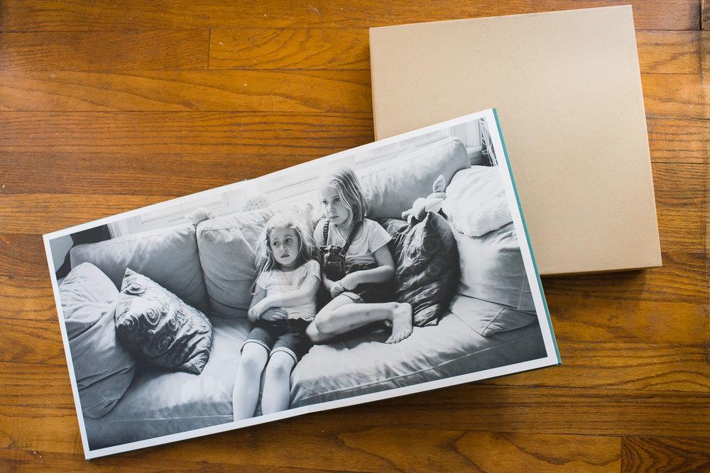 Linen Cover Premium Album.