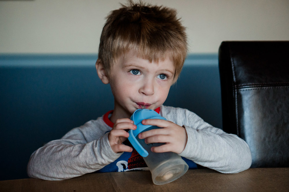 Logan - Age 3, Week 25