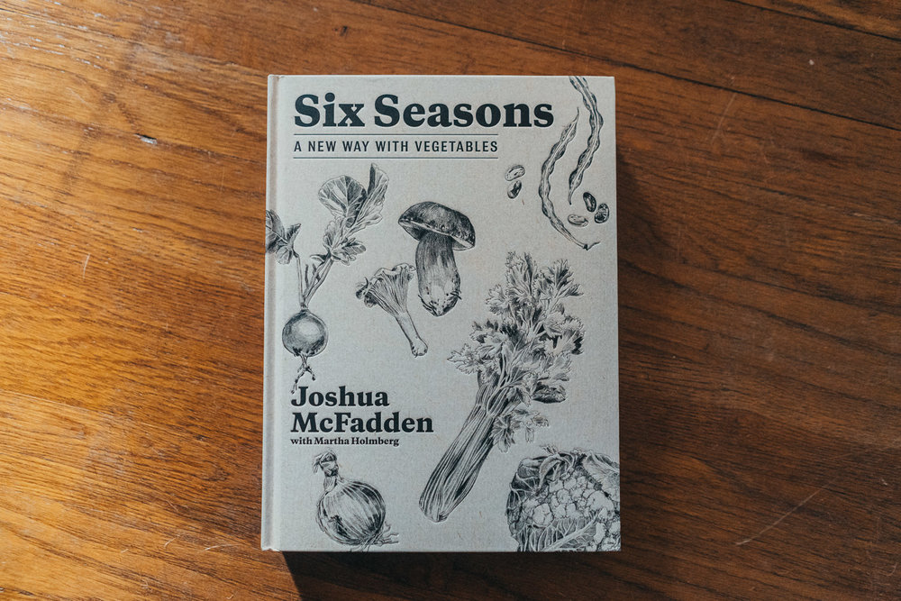 Six Seasons book.