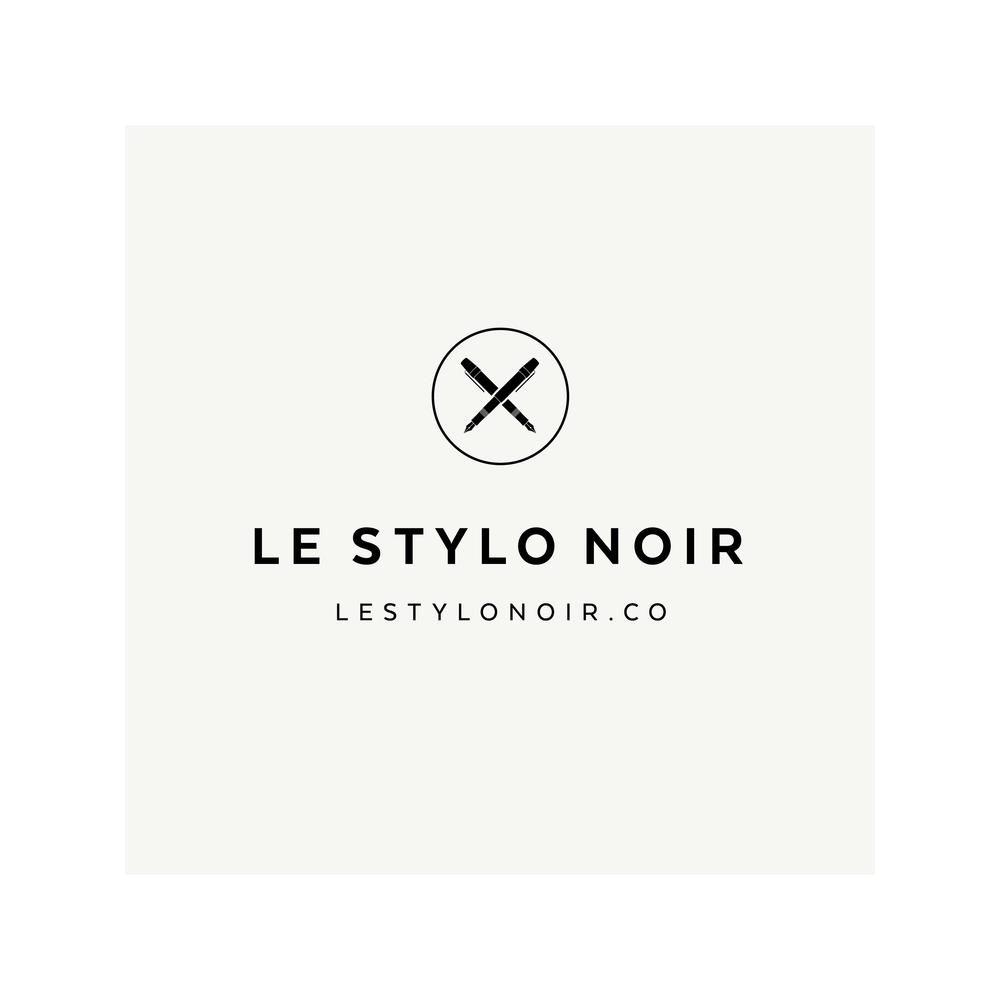 Le Stylo Noir