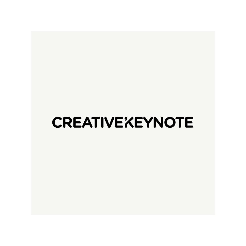 Creative Keynote