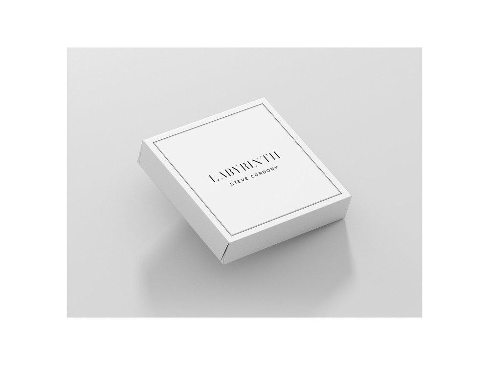 Labyrinth x Steve Cordony for De Lorenzo Tiles