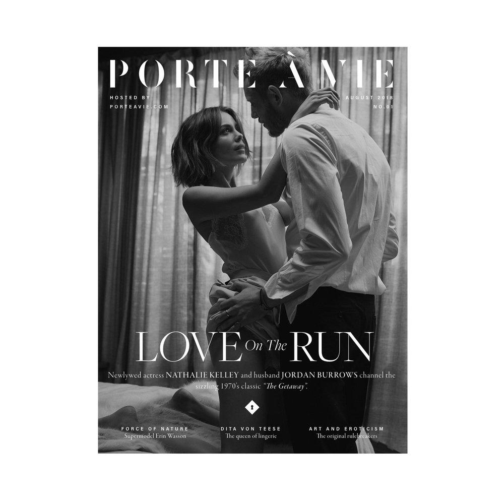 Porte À Vie Magazine | No. 1