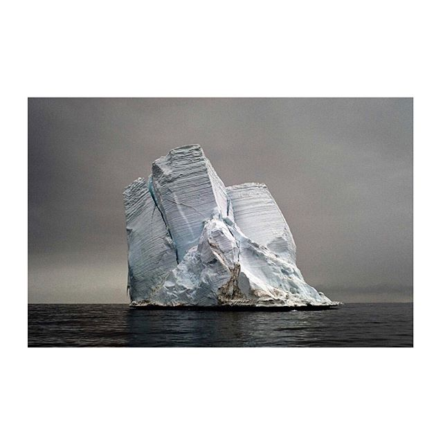Cool Change ❄️ 'Stranded Iceberg' x #CamilleSeaman