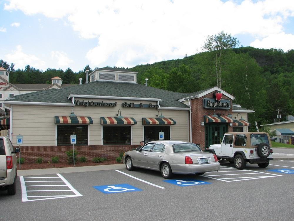 Applebee's Restaurant  Littleton, NH
