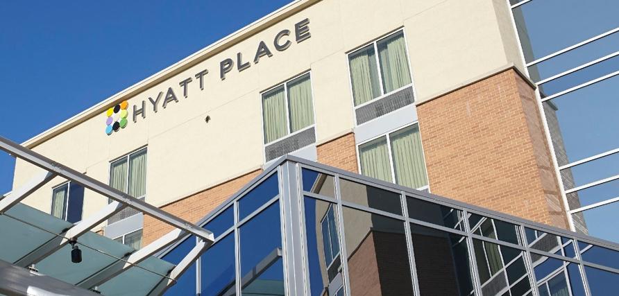 Hyatt Place Dallas/North Arlington/Grand Prairie Grand Prairie, TX