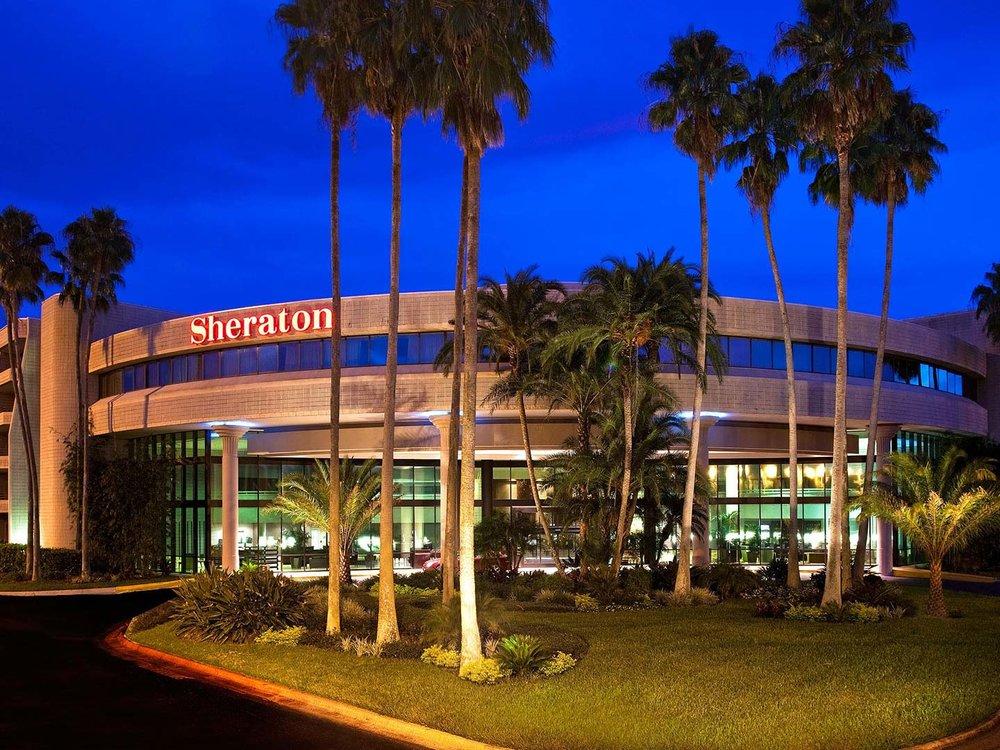 Sheraton Tampa East Hotel Tampa, FL