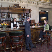 The Lobby Bar at The Brown Hotel