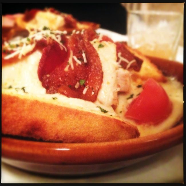 The Original Hot Brown, from The Brown Hotel, Louisville, KY