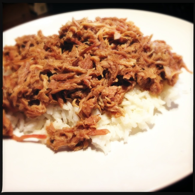 Kahlua Pork is one of my all time favorite foods