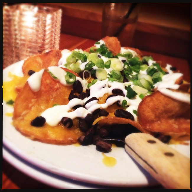 The Lumberyard's Irish Nachos