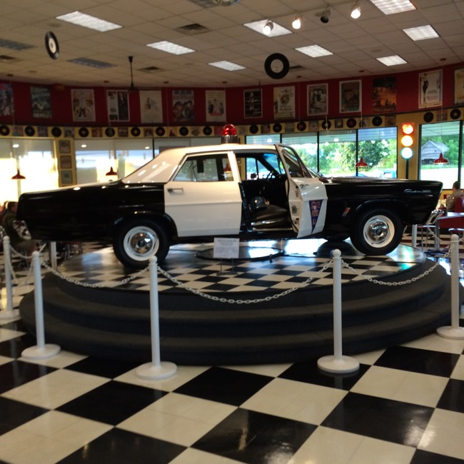 Inside The Chatterbox is a platform that hosts a different classic car every month