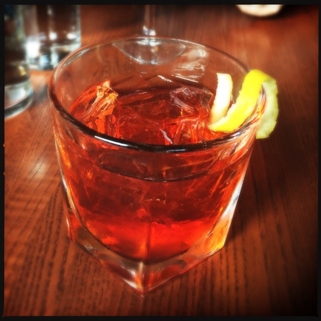 A well made Sazerac is the perfect start to any evening, and the Screen Door's bartender did not disappoint