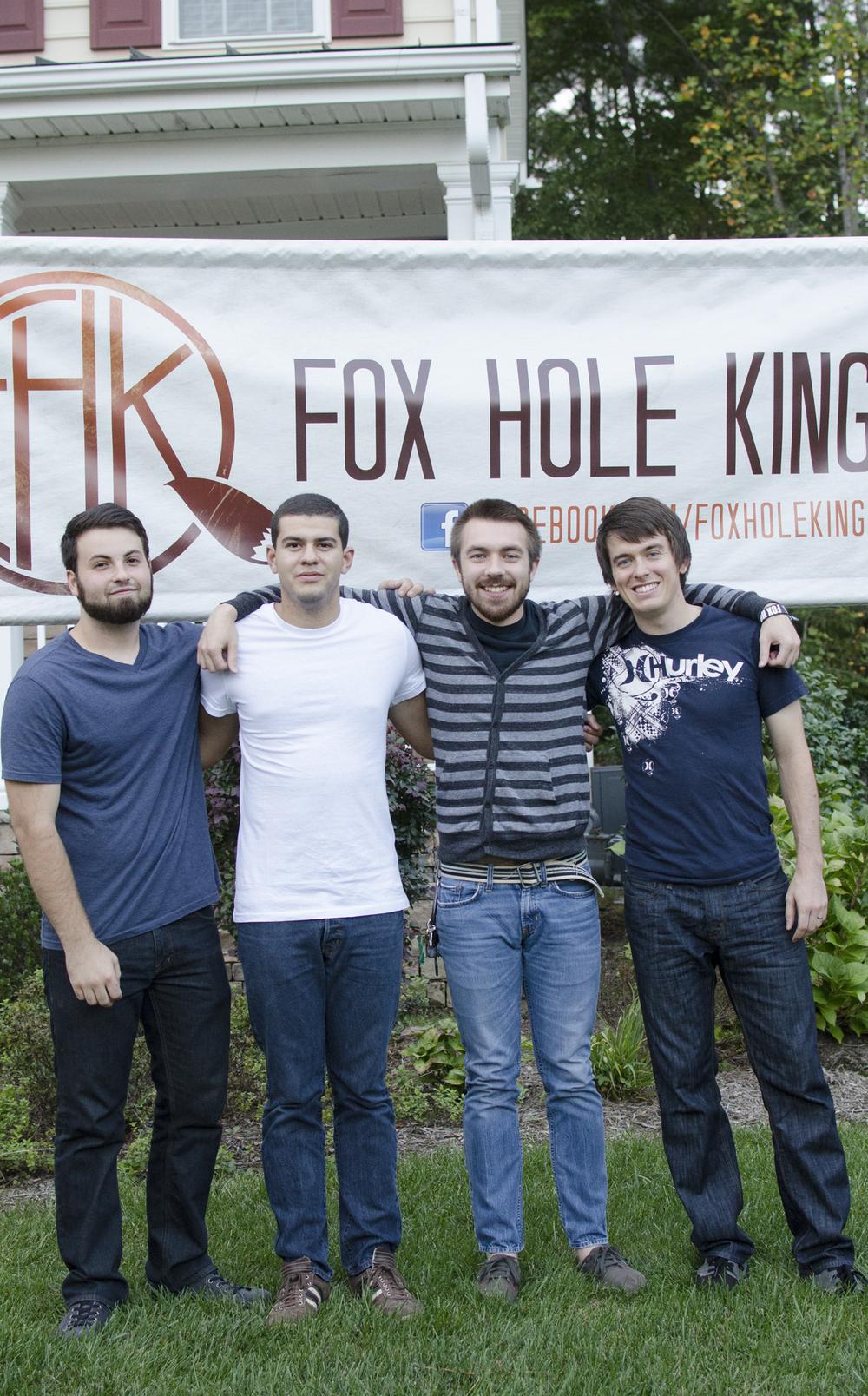 Fox Hole Kingdom Hampton Roads photographer