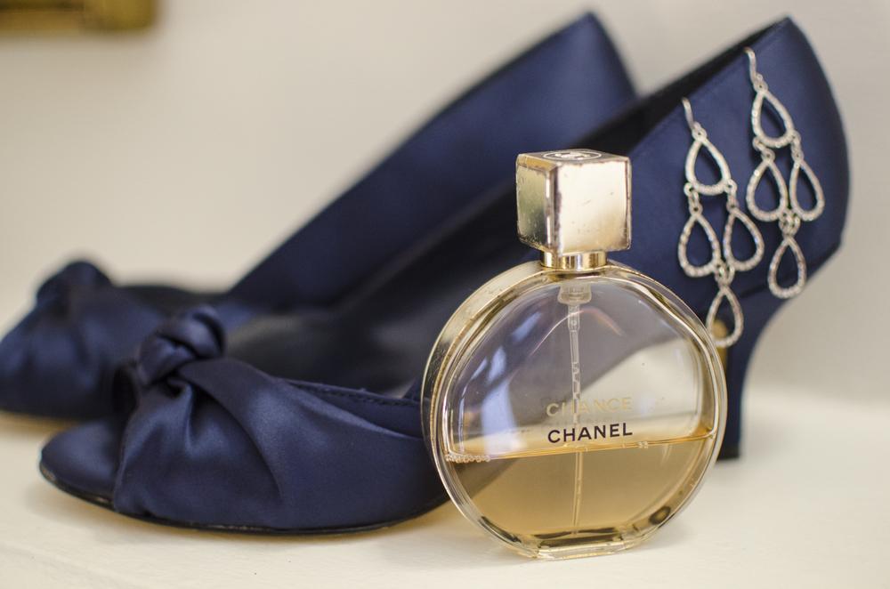 Chanel perfume // Baltimore, Maryland