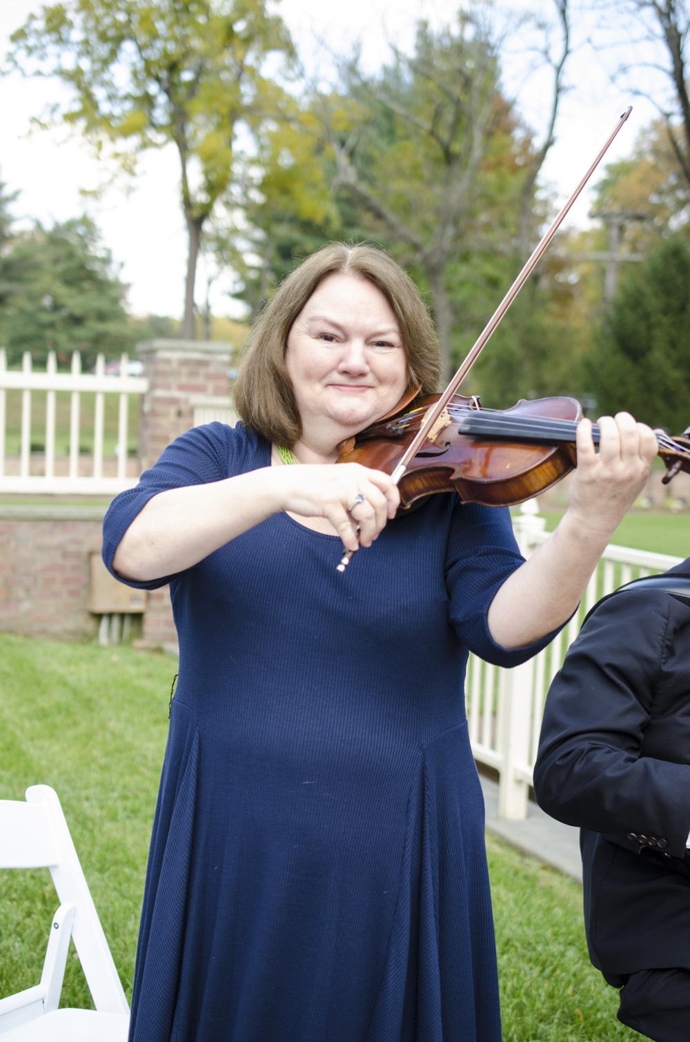 Stephanie Meyer Violinist