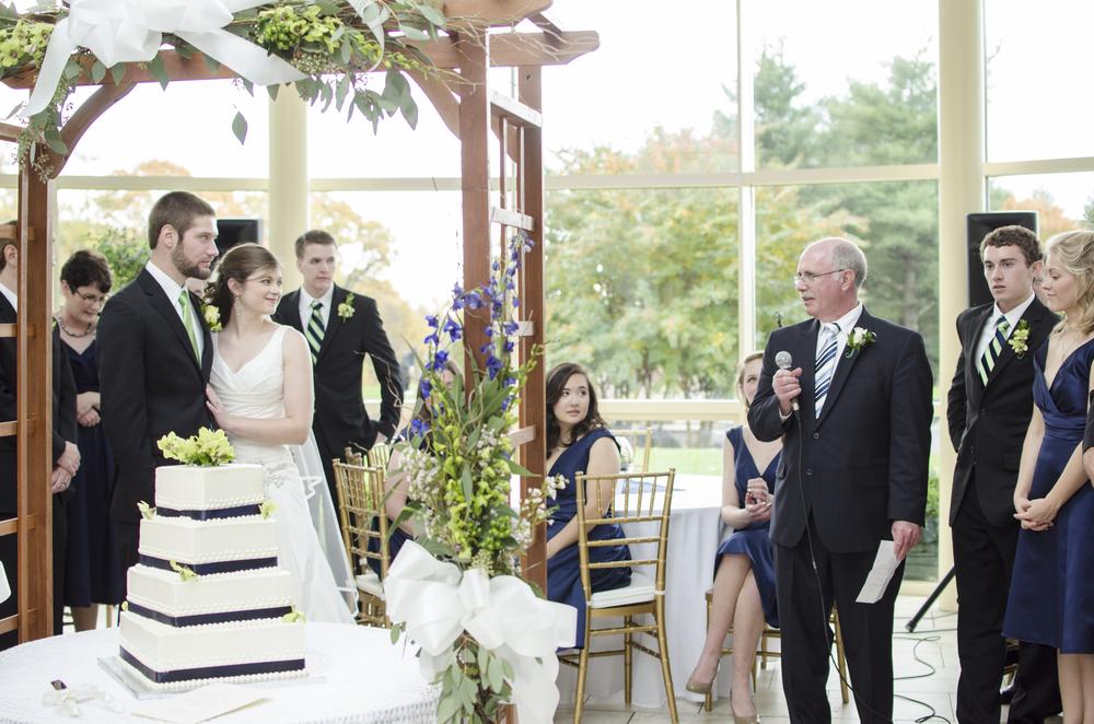 Wedding at Newton White Mansion in Baltimore, Maryland