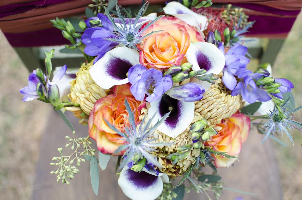 Virginia Beach wedding flower photographer