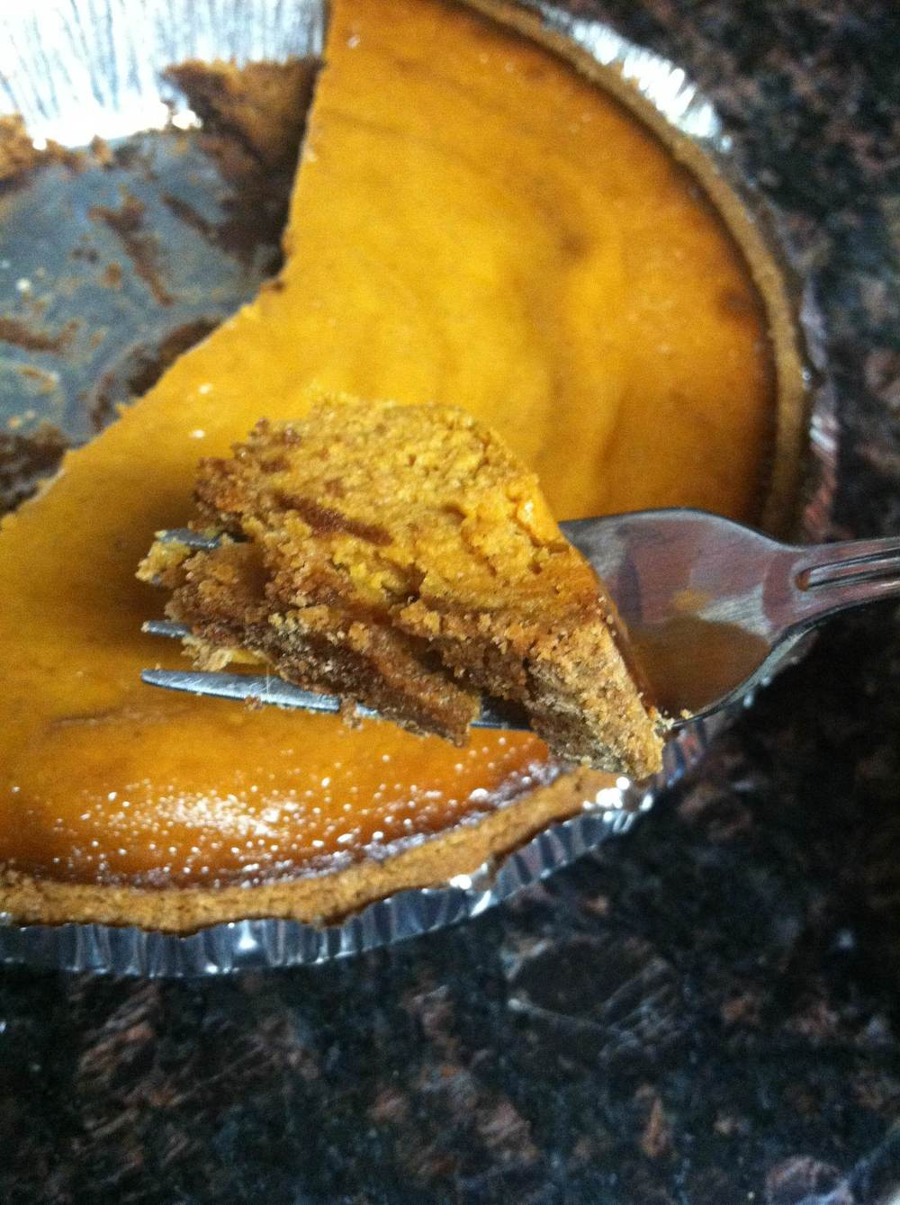 Who needs birthday cake when you have pumpkin pie instead?