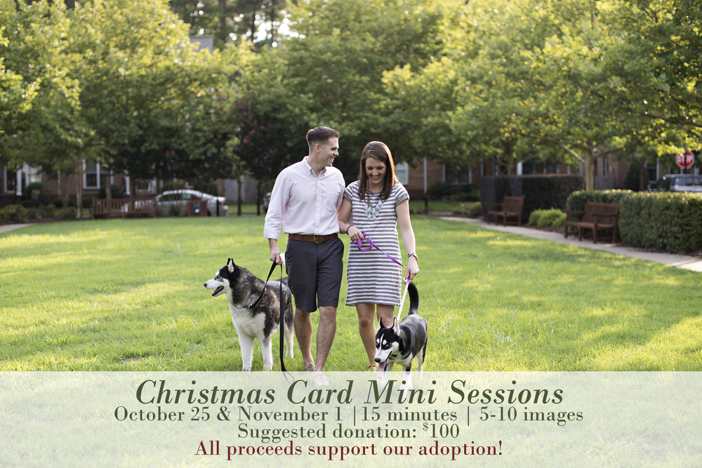 Fall 2014 Mini Sessions in Hampton Roads