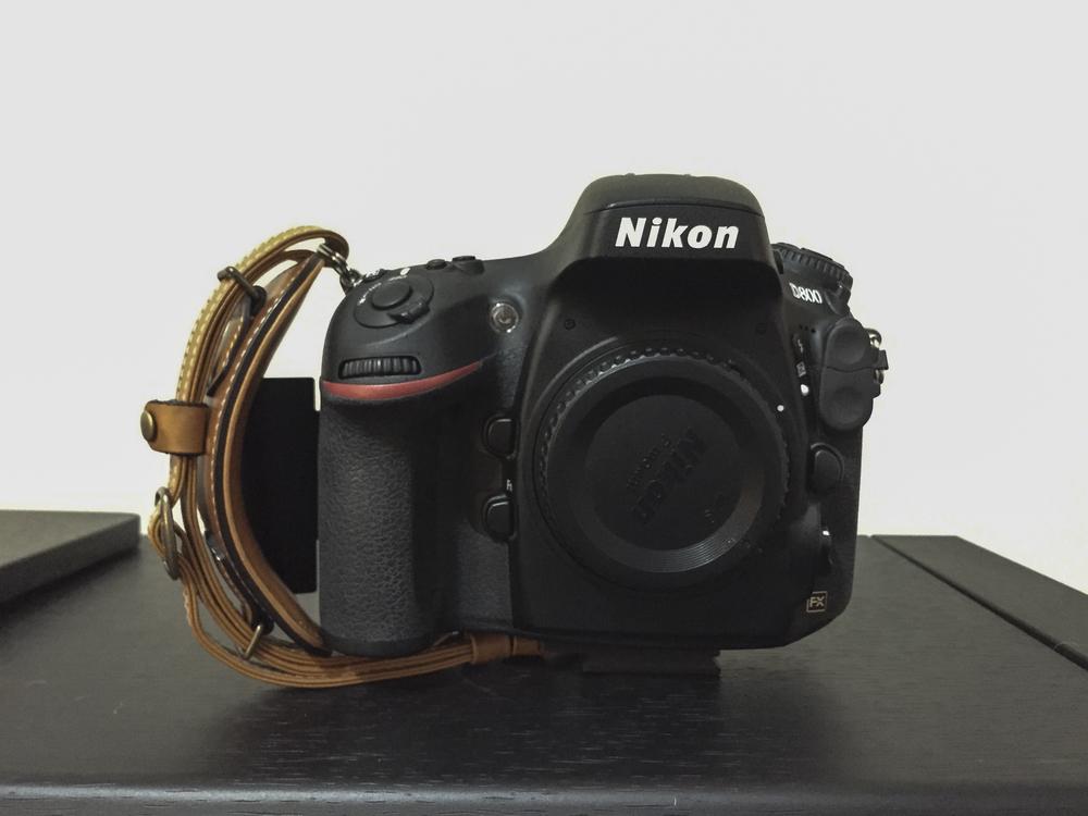 Nikon D800 Camera Body