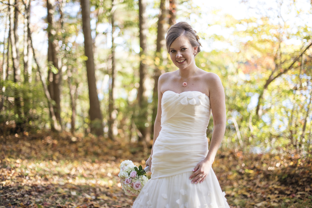 Bridal portrait posing ideas