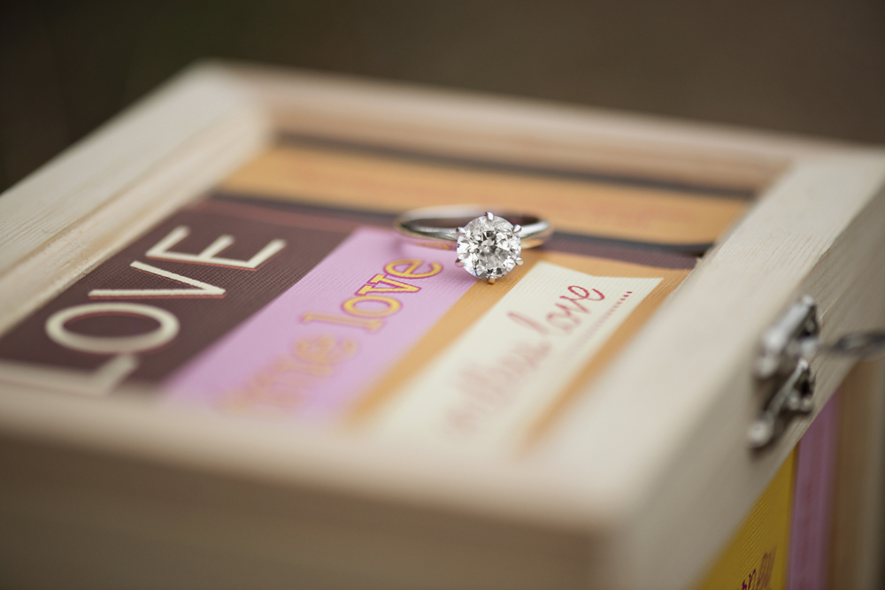 Cute ideas for engagement session ring picture