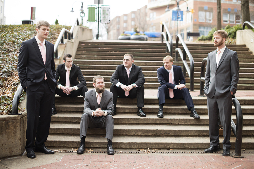 Vanity Fair groomsmen style picture ideas