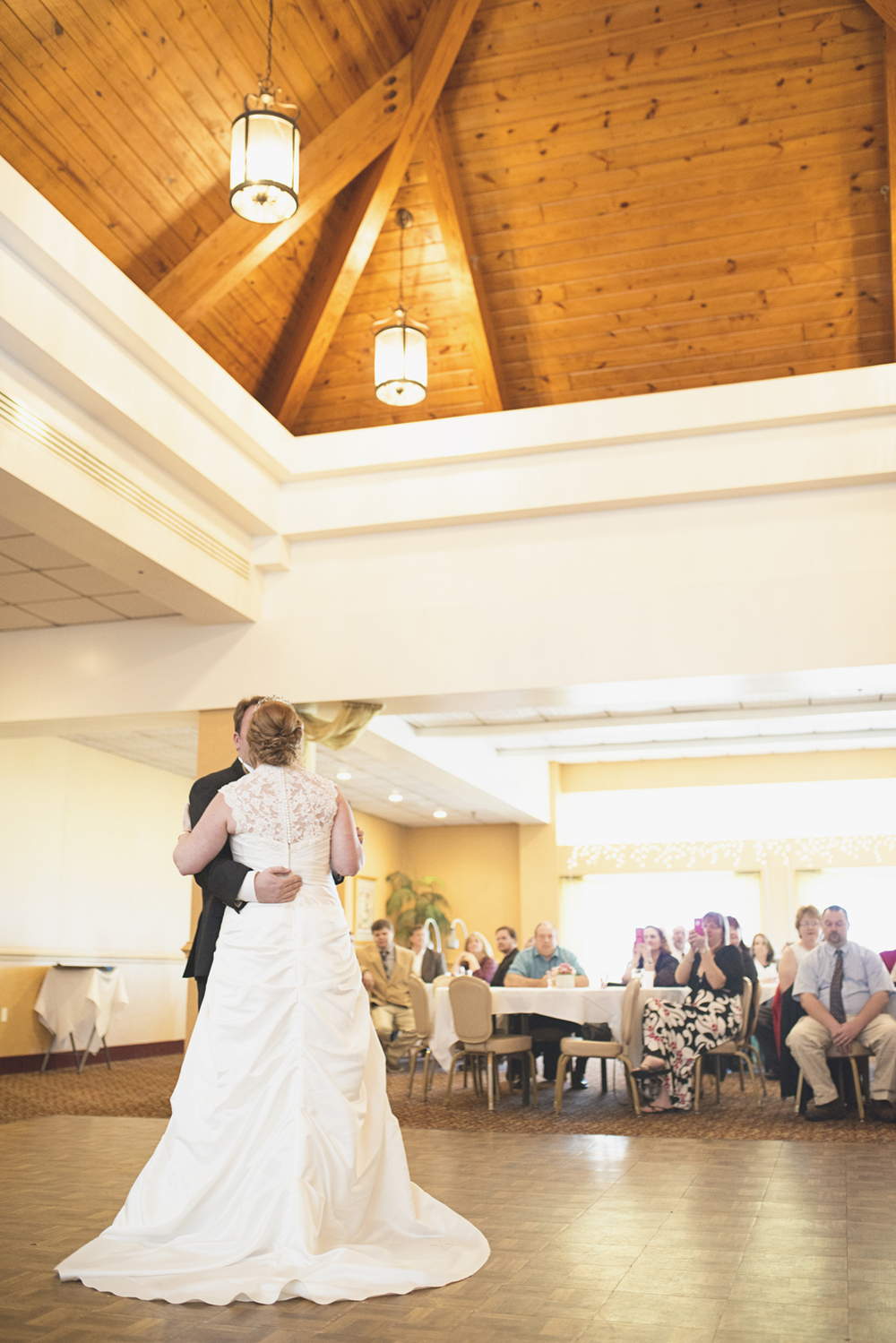 First dance | Bride and groom