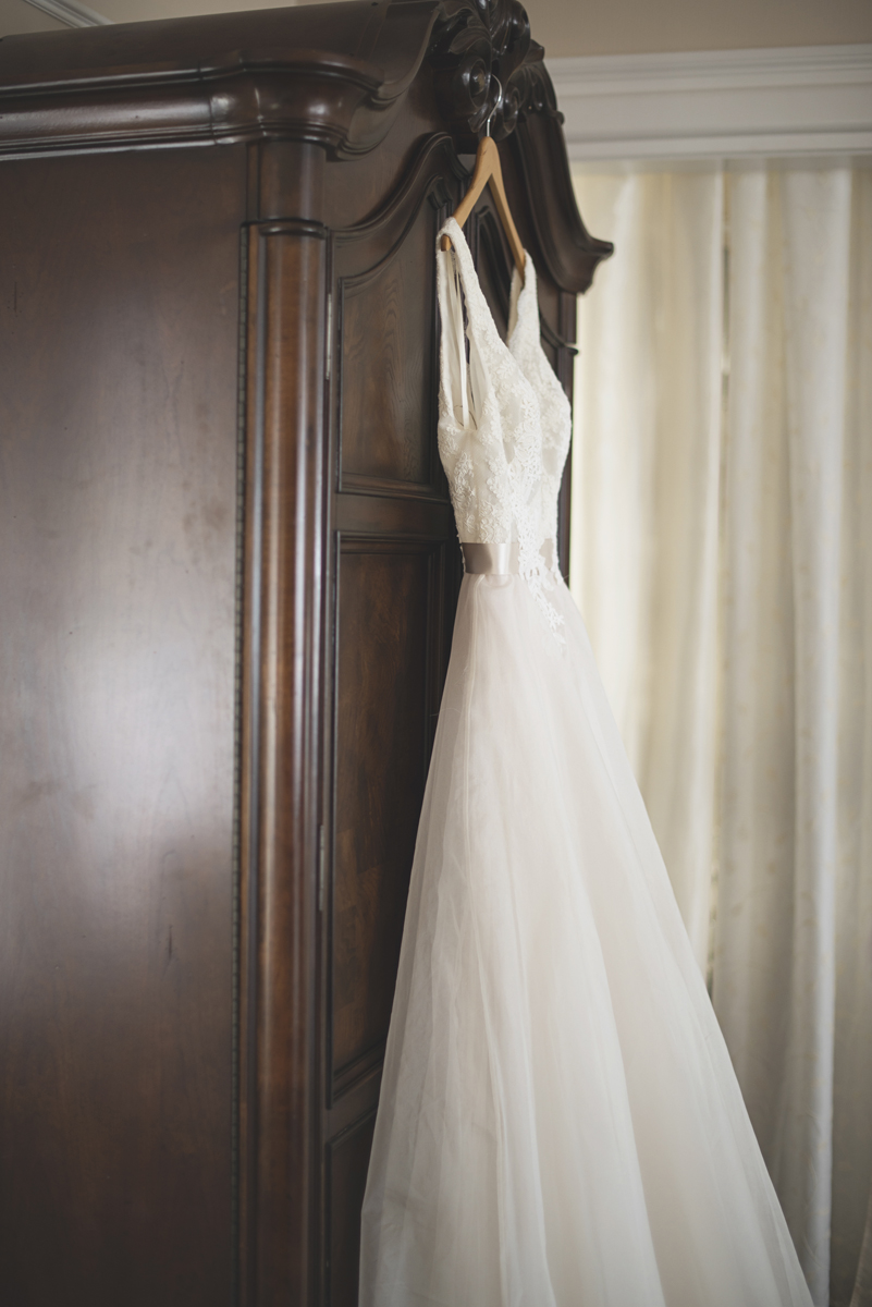 Creative bridal details | Wedding dress from Maya Couture